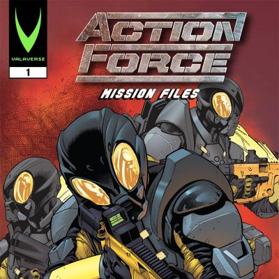 Action Force: Mission Files Issue 1