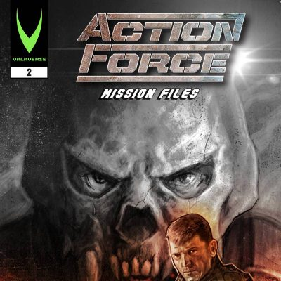 Action Force: Mission Files Issue 2