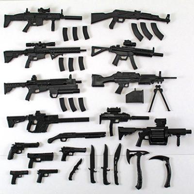 Action Force Prototype Armaments Set (Limit 3 per customer)